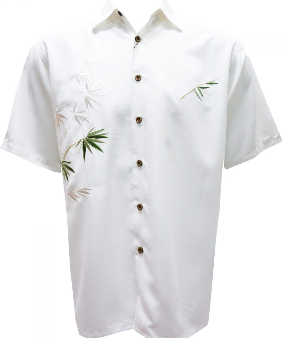 bamboo cay hawaiian wedding shirt